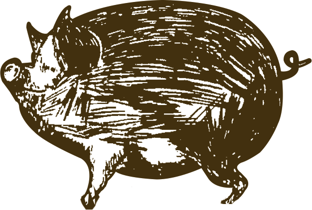 Grasmere Pig